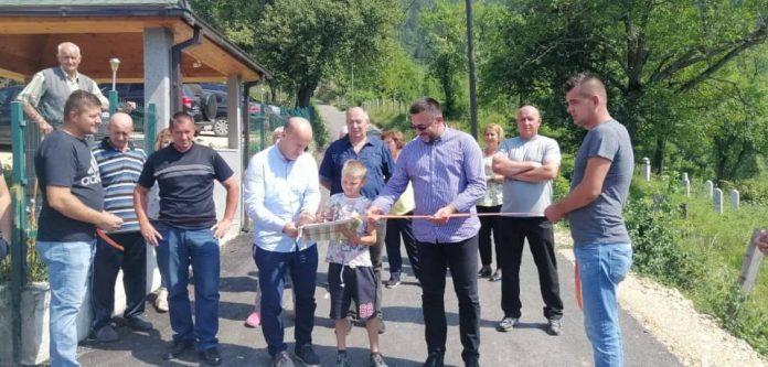 Luka i Krušev Do, najudaljenija mjesta u Srebrenici, dobila asfalt